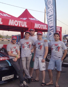 Дрэг-рейсинг в Краснодаре: фоторепортаж команды Clubturbo