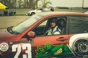 Пилот команды Clubturbo Алексей Мельников занял II место в I этапе чемпионата «RDA Challenger Tour»