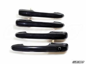 Стильные дверные ручки на ВАЗ