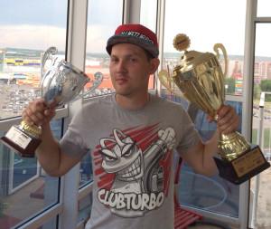 II этап Кубка России по дрэг-рейсингу: вторая золотая победа Clubturbo в этом сезоне!