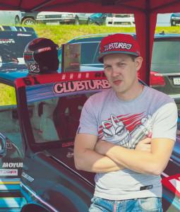 Пилот Clubturbo Владимир Третьяк: «У нашей команды есть козыри, и мы не сдадимся!»