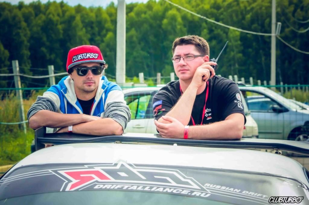 II этап RDA Challenger Tour 2014: испытание на сложной скоростной трассе