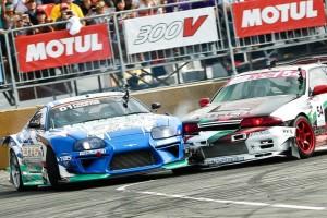D1 Primring GP: фоторепортаж с дрифт-схватки «Япония vs. Россия»