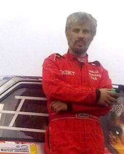 Пилот Феликс Губатов: «В планах – реинкарнация «Пластикового Феликса» и подготовка к гонкам»
