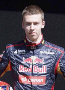 Российский гонщик Даниил Квят признан новичком года по версии FIA