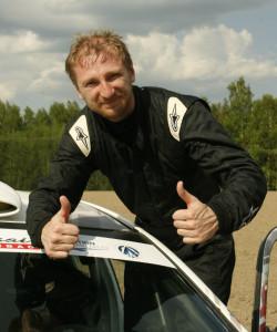 Алексей Лукьянюк примет участие в чемпионате Европы по ралли