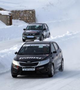 В Тольятти прошёл I этап по зимним синхронным гонкам