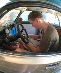 Руководитель «КорЖ Customs» Антон Хробостов: «Машину для дрифта можно собрать экономно и качественно!»