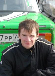 Пилот ExAnimoСпорт Денис Домнин: «Я катался на многих иномарках, но мой Жигуль вне конкуренции!»