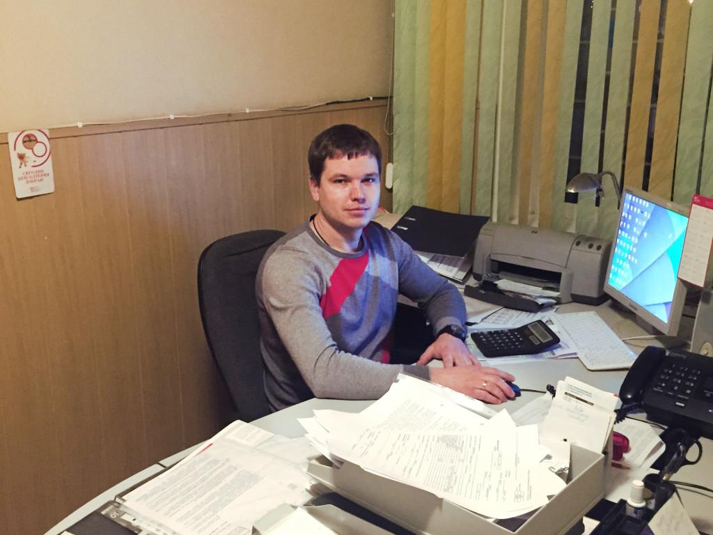 Максим Пятков