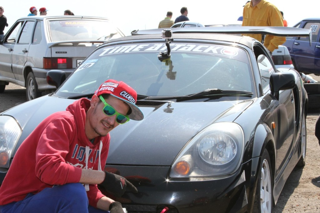 Clubturbo – партнёр соревнований по автомногоборью в Ростовской области!
