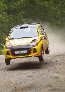 Ралли «Белые Ночи 2015″: экипажи LADA Sport Rosneft Rally — лучшие в моноприводе Кубка России