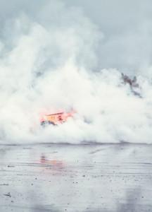 Фоторепортаж: II этап RDS-Урал в Перми — в заносе по лужам