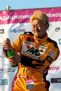 Тецуя Хибино – победитель V этапа RDS Vostok!