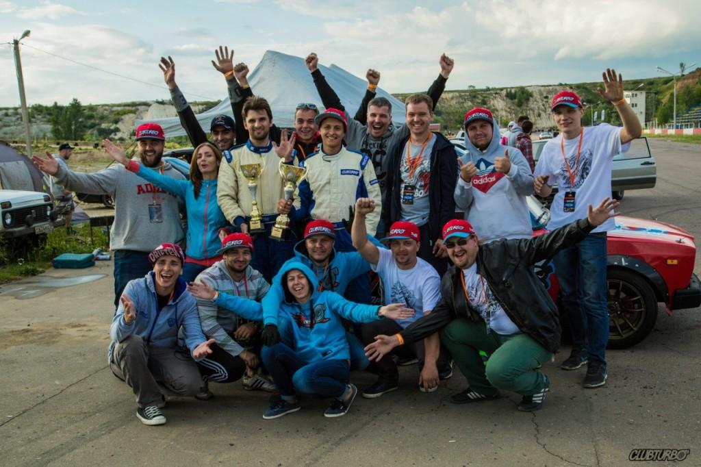 III этап RDA D.Vision: очередная победа дрифтаза Clubturbo!