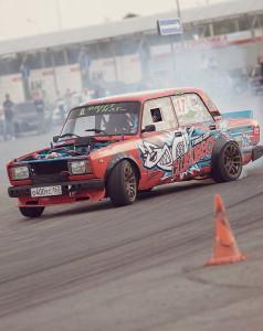 Дрифтаз Clubturbo — победитель Drift that… 2015!