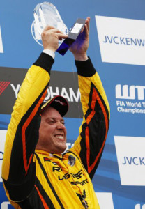 Японский этап WTCC: Роб Хафф на LADA Vesta завоевал третье место