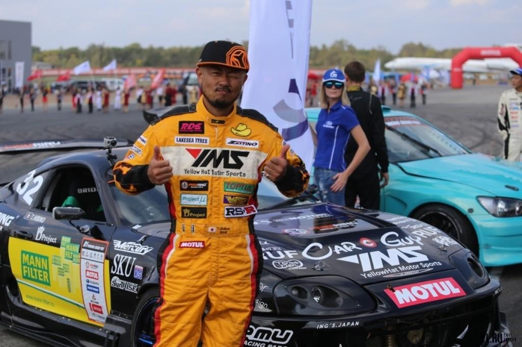 Тэцуя Хибино стал чемпионом Asia Pacific D1 GP