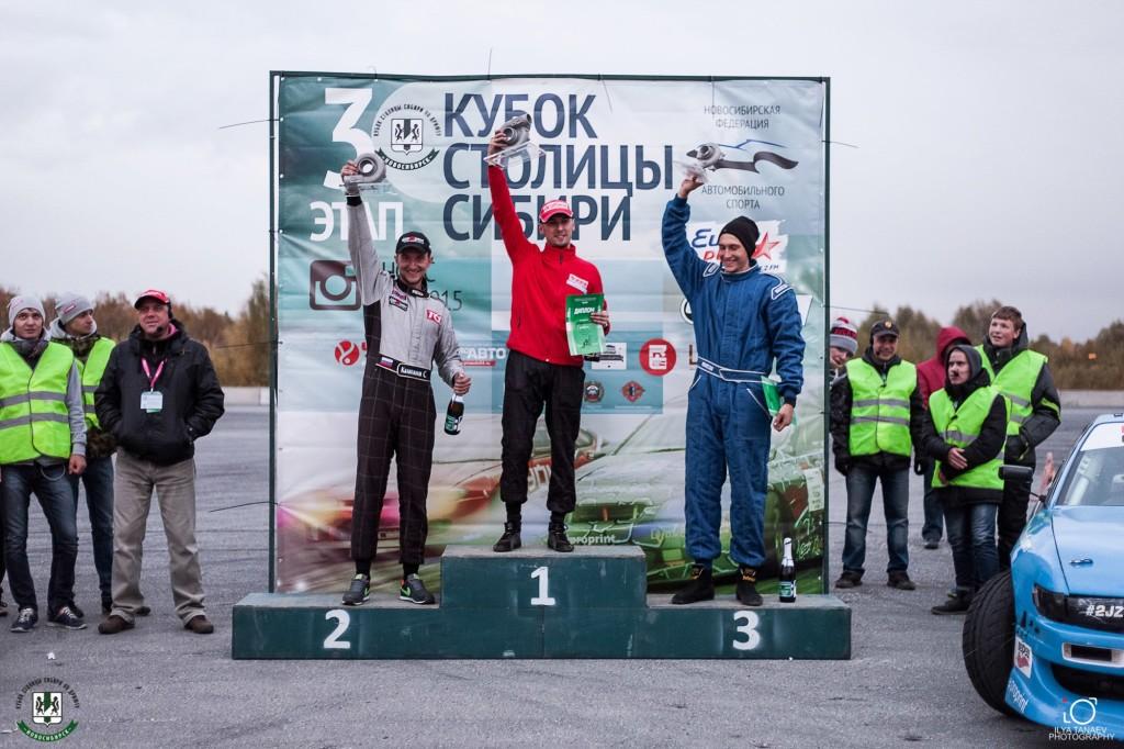 3 этап Кубка Столицы Сибири по дрифту: фоторепортаж